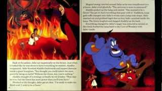 Video Aladdin Read Along - Book and Cassette (Repost) MP3, 3GP, MP4, WEBM, AVI, FLV April 2018