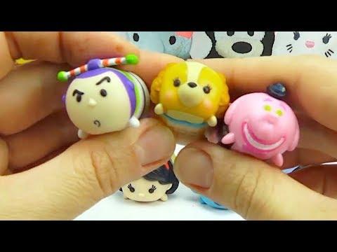 Игрушки и сюрпризы для детей из серии Цум Цум - DomaVideo.Ru