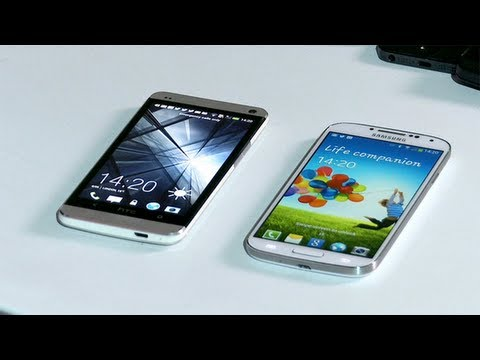 HTC One or Galaxy S4 – Charles Arthur The Guardian review