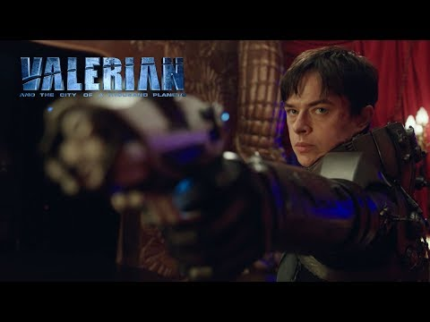 Valerian and the City of a Thousand Planets (Viral Video 'Now This Action Packed')