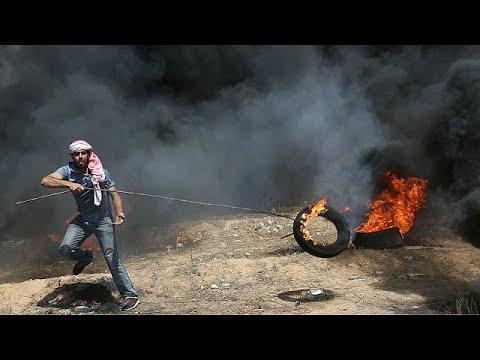 Die Proteste im Gazastreifen spitzen sich zu