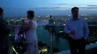 Hotel Lebua At State Tower Bangkok: Hotel Und Umgebung