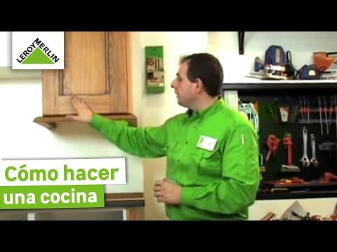 Montar una cocina 5 leroy merlin for Zocalo aluminio cocina leroy merlin