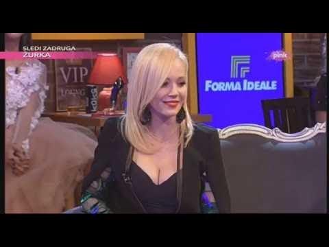 Jelena Rozga - Gostovanje (Ami G Show S11) видео