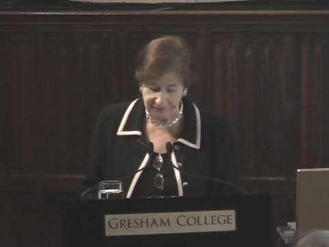 Fruchtbarkeit des Feminismus Part 2) - Begrenzung der Erwartungen - Baroness Ruth Deech am Gresham College