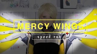 HOW TO: Overwatch Mercy Wings by Madeyewlook