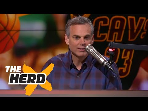 Game 1 vs Celtics shows why LeBron James is the real NBA MVP | THE HERD
