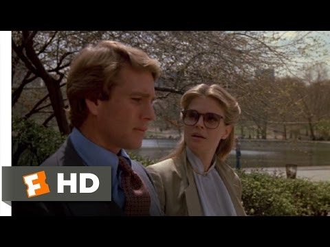 Oliver's Story (7/8) Movie CLIP - A Business Magnet or a Woman? (1978) HD