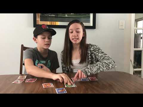 How to Play Skipbo Junior