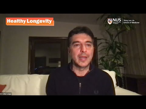 You are what you eat: Fasting as an approach for a healthy long life | Dr Valter Longo