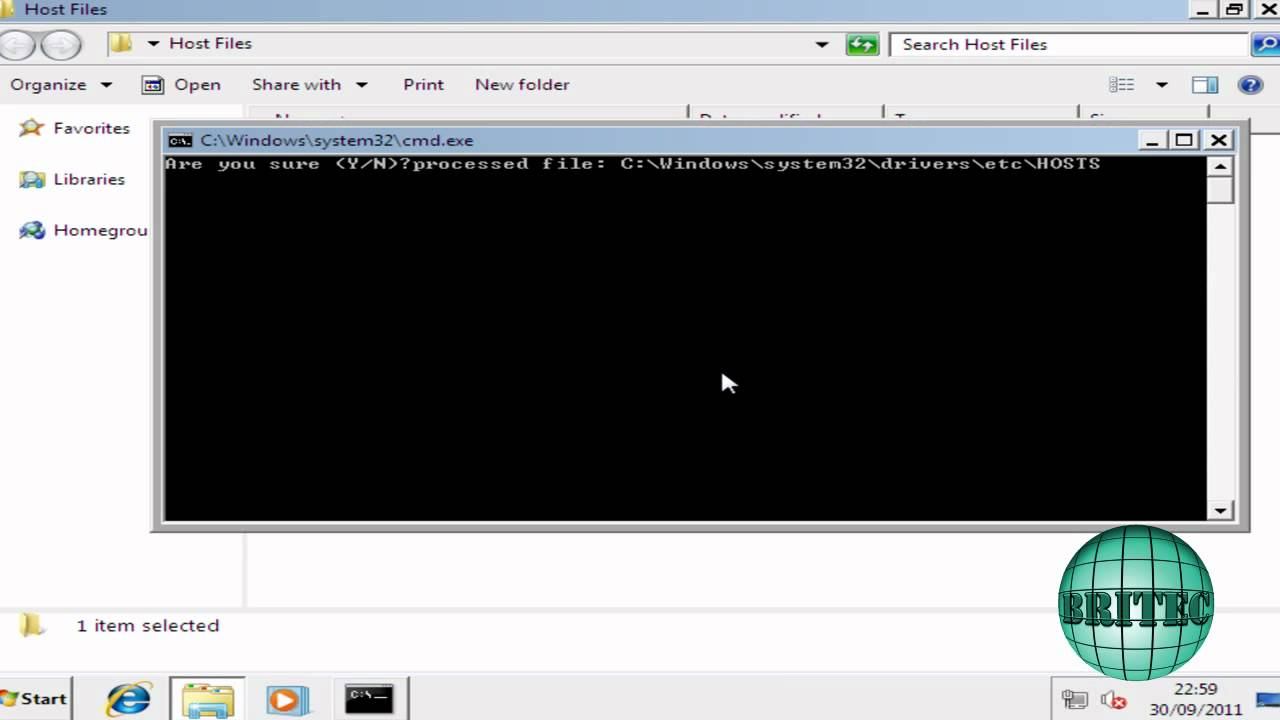 Remove Malware Rogue Security Sphere 2012 by britec