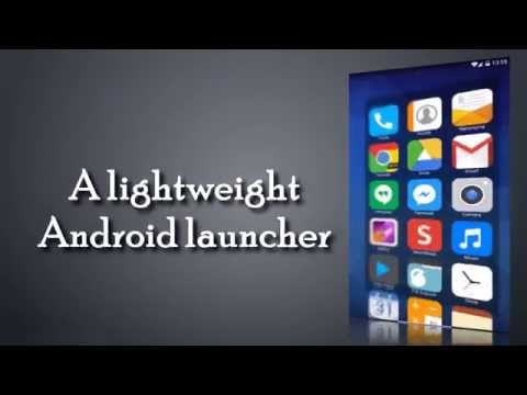 Video of LightLaunch Light 3D Launcher