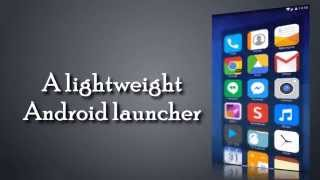LightLaunch Light 3D Launcher YouTube video