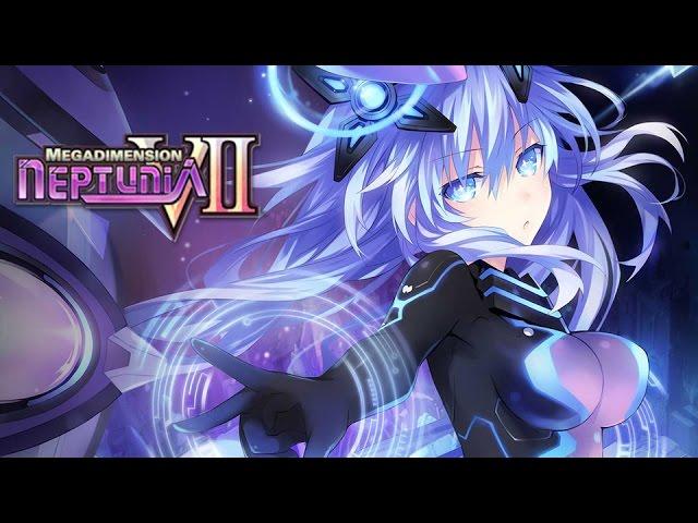 Видео к игре Megadimension Neptunia VII