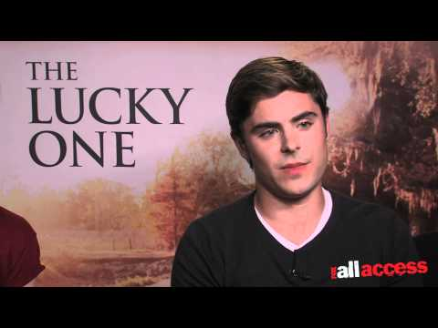 30wehcttam2 - With his latest film The Lucky One, Zac Efron continues to work on his dramatic chops, playing a Marine who finds a deep connection with a woman he barely ev...