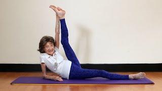 96 éves jógi hölgy