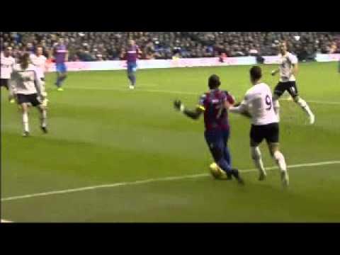 yannick bolasie dribbling incredibili!