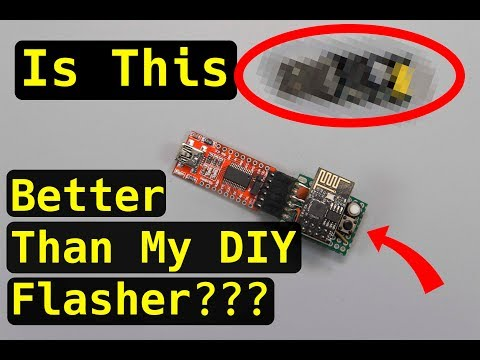 Finally a new ESP8266 Flasher