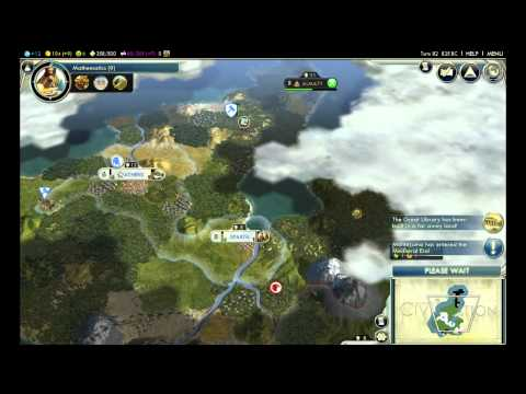 The True (and Accurate) History of Greece, Part 6 - Civilization V (HD)