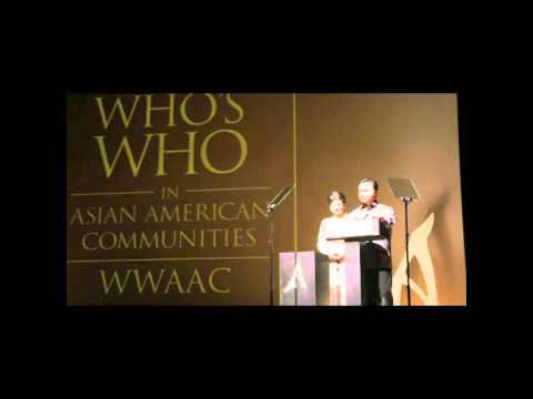 "Ambassador Dino Patti Djalal Presented ""The Making of Asian American"" Video"
