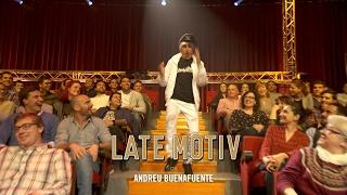 LATE MOTIV - David Fernández es el Brodas Bro adoptado | #LateMotiv193