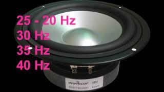 Video Ultimate Bass Test (Various Frequency Ranges) MP3, 3GP, MP4, WEBM, AVI, FLV Juni 2018
