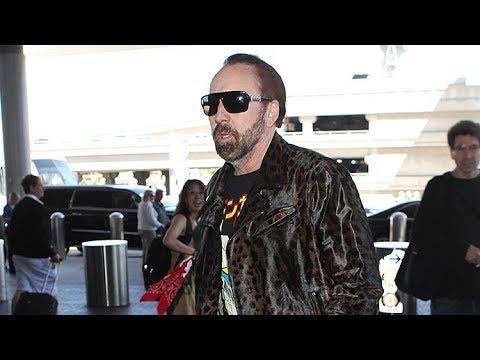 Nicolas Cage Is Still Bad To The Bone At 54