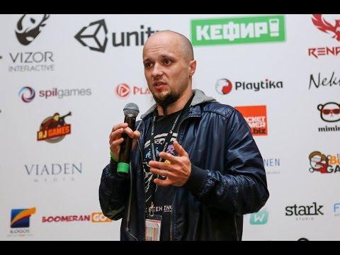 Mokus: Неправильное 2D. Психоделические эффекты с помощью шейдеров (DevGAMM Minsk 2014)
