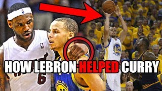 Video How LeBron James HELPED Stephen Curry Become An NBA Star (Ft. UNBELIEVABLE History & Trash Talk) MP3, 3GP, MP4, WEBM, AVI, FLV Desember 2018