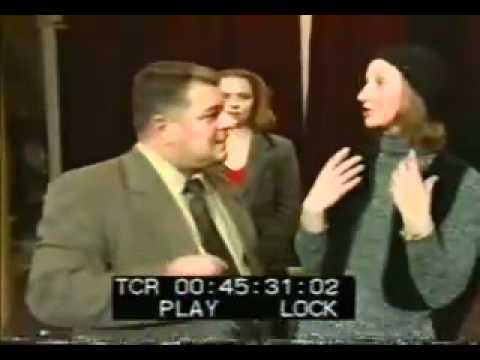 В системе подготовки актёров