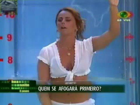 Viviane Araujo en bikini HOT