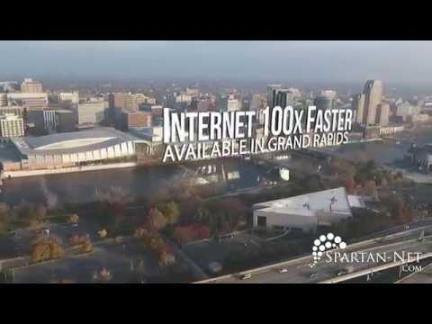 Spartan Net Launches 1-Gig Grand Rapids Fiber Internet for Gateway at Belknap Residents