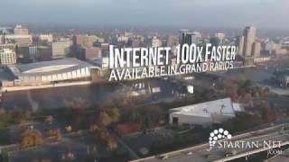 Spartan Net Grand Rapids Fiber Internet Service