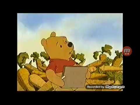 Winnie The Pooh ABC's / 123's DVD TV Spot (2004)