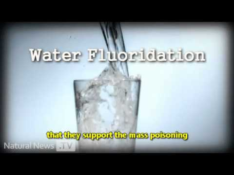 The Water Deception Fluoride In Tape Water by Police Stop Me UK