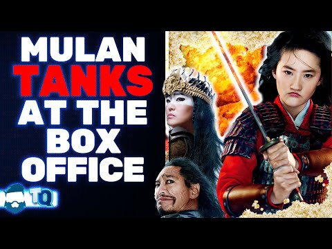 Mulan TANKED At The Box Office! A DISASTER For Disney & They FINALLY Respond To Backlash