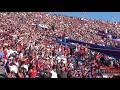 San Lorenzo 0-1 Racing Yo soy cuervo hasta que me muera..