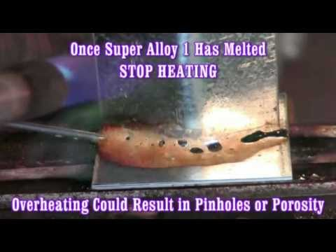 How to Join Galvanized Metal with a Low Temp Solder Without Melting the Galvanized Coating
