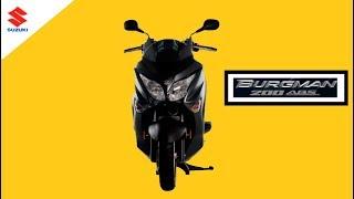 10. Introducing SUZUKI Burgman 200 ABS Overview