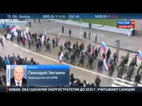 возрождение русского мира    Новости России Сегодня 18 03 2015