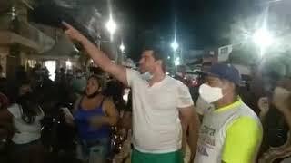 "Ao que parece, ""rolou pó"" durante a defesa de Dilma no Senado"