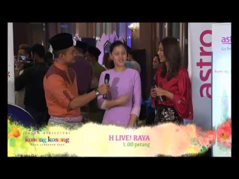 [Promo Raya 2014] H Live! Raya (4 Syawal)