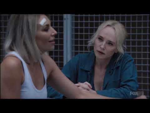 Allie & Marie talk - Wentworth Season 8 Episode 10