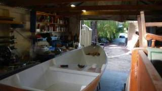 THE FLYING HELLFISH - time lapse boat building