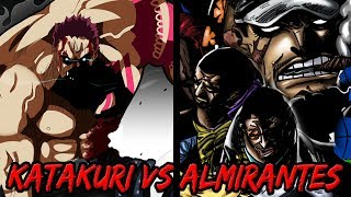 Download Video Katakuri Es Más fuerte que los Almirantes ?! | Luffy Tiene una Paramecia Especial ?! | RR#57 MP3 3GP MP4