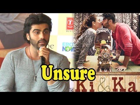 Was Arjun Kapoor UNSURE Of Ki And Ka Being Accepte