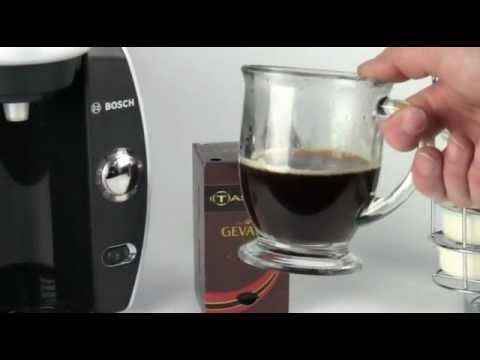 Tassimo Americano – Using Tassimo Coffee Maker