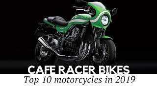 7. Top 10 Cafe Racer Motorcycles to Buy Today (Production Models Guide)
