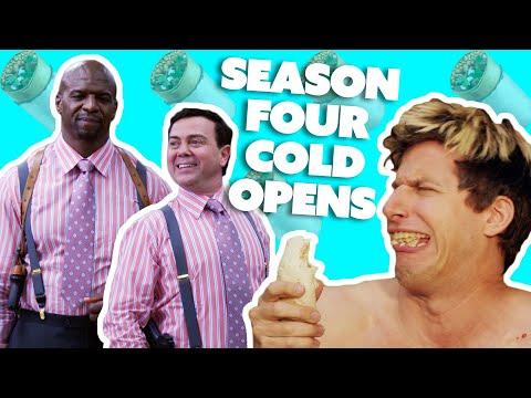 Season 4 Cold Opens | Brooklyn Nine-Nine | Comedy Bites