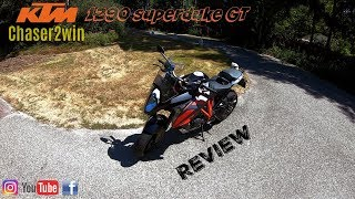 6. Review 2018 KTM 1290 SuperDuke GT  - TOO MUCH POWER
